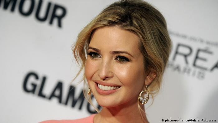 USA | Ivanka Trump (picture-alliance/Geisler-Fotopress)