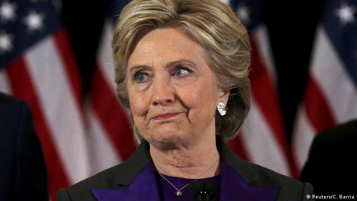 Hillary Clinton Espero Que Trump Sea Un Presidente Exitoso El Mundo Dw 09 11 2016