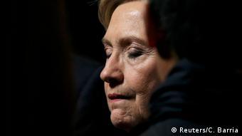 USA Hillary Clinton Rede nach Wahlniederlage