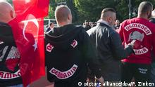 Deutschland Osmanen Germania Gang