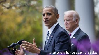 Σταθερά στο πλευρό του Μπαράκ Ομπάμα