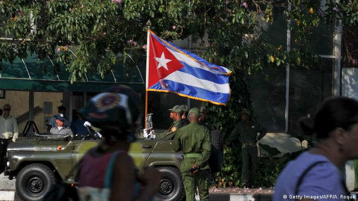 Kuba Militär