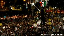 USA Präsidentschaftswahl Protest gegen Donald Trump in Los Angeles