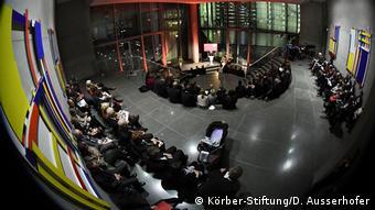 H εκδήλωση απονομής του βραβείου του ιδρύματος Κέρμπερ