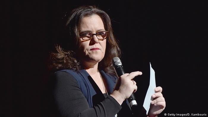 Rosie O'Donnell (Getty Images/D. Kambouris)