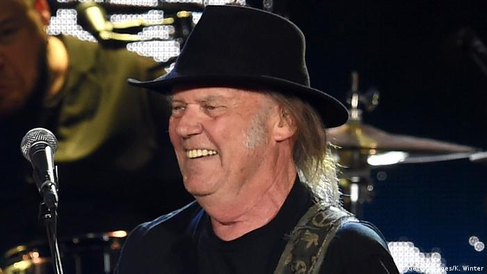 Neil Young (Getty Images/K. Winter)