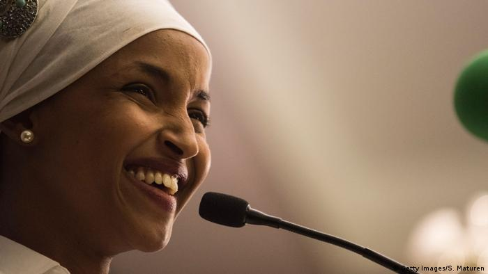 Ilhan Omar (Getty Images/S. Maturen)