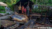 Bangladesch Nasirnagar Angriffen auf Hindus