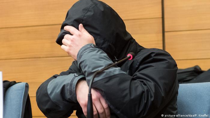 Deutschland Prozess Zugunglück von Bad Aibling
