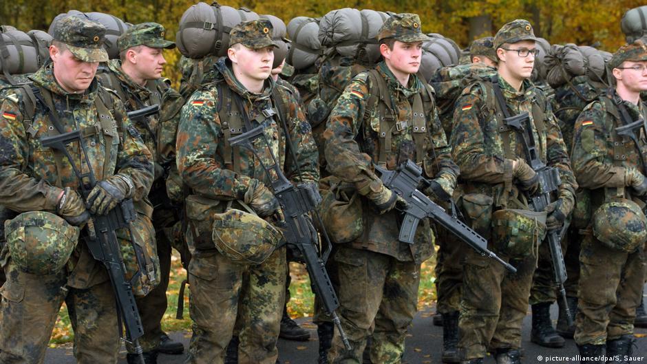 德國國軍招募「接班人」接收17歲志願者 左翼黨批「兒童兵」