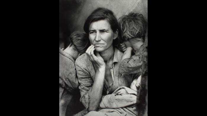 Ausstellung The Radical Eye Dorothea Lange