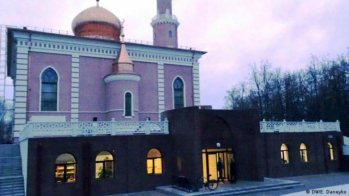 Belarussisch-türkische Beziehungen Mosche in Minsk