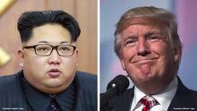 Trump: Kim Jong-un tomó una decisión muy sabia al no atacar Guam