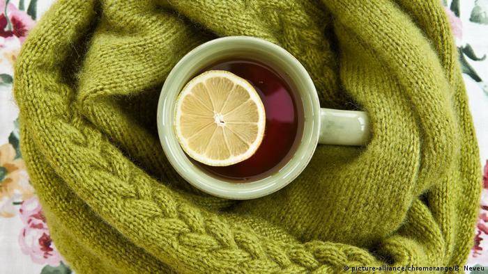 علاج بسيط طبيعي لنزلات البرد من مطبخك المنزلي!
