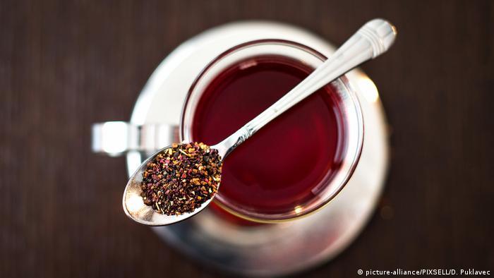 Чай с пряностями