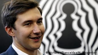 Sergei Kariakin russischer Schachspieler