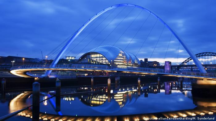 Sage Gateshead, Inglaterra