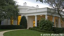 USA Washington White House Oval Office