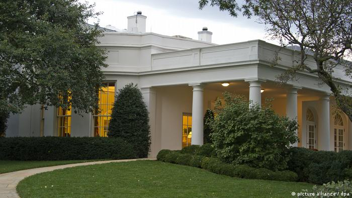USA Washington White House Oval Office (picture alliance / dpa)