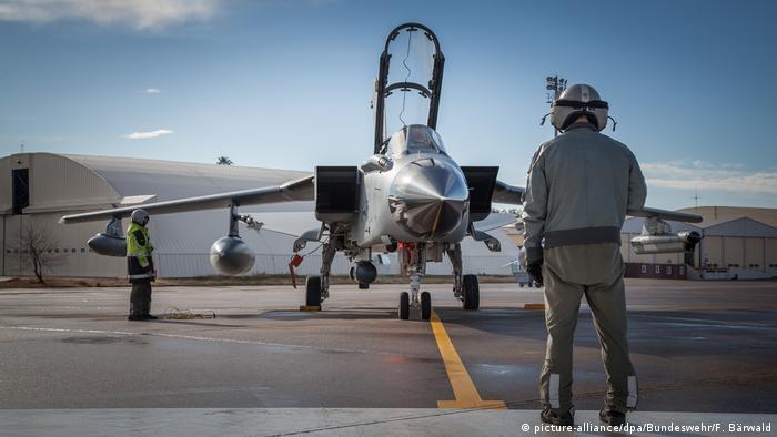 Türkei | Tornado in Incirlik (picture-alliance/dpa/Bundeswehr/F. Bärwald)