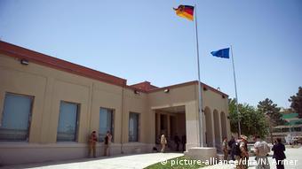 Afghanistan deutsches Generalkonsulat in Masar-i-Scharif