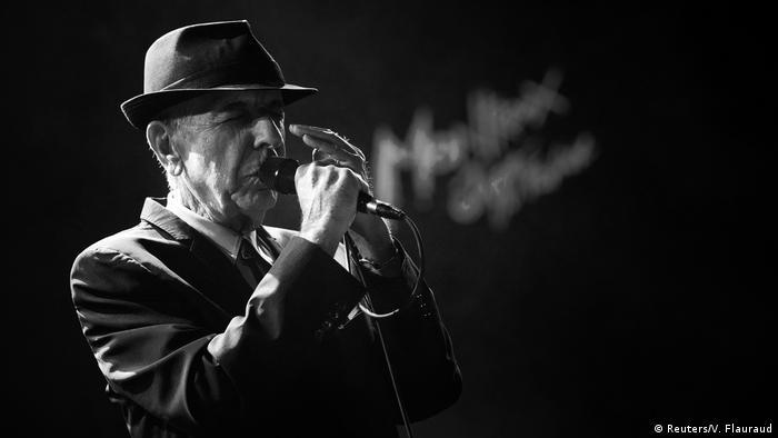 Der kanadische Singer-Songwriter Leonard Cohen ist gestorben (Reuters/V. Flauraud)