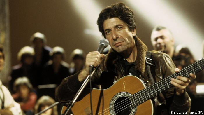 Leonard Cohen (picture-alliance / KPA Copyright)