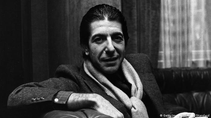 Leonard Cohen (Getty Images/Evening Standard)