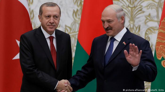 Беларусь и Турция стали ближе: пятничный намаз Эрдоган совершил в Минске |  Беларусь: взгляд из Европы - спецпроект DW | DW | 11.11.2016