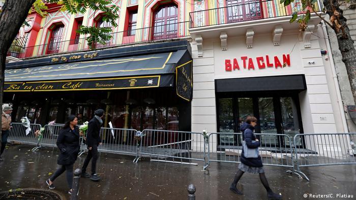 Frankreich Ein Jahr nach den Pariser Terroranschlägen