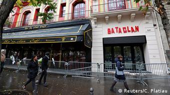 H αίθουσα συναυλιών Μπατακλάν στο Παρίσι