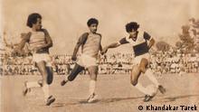 ****Bilder nur im Rahmen mit dem abgesprochenen Bericht von Ashish Chakraborty verwenden**** 1. Glorious past of Bangladesh football