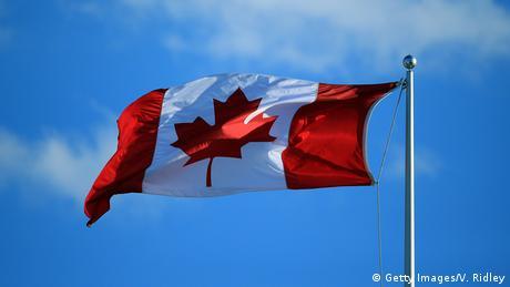 Kanada Fahne (Getty Images/V. Ridley)