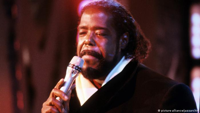Barry Eugene White (Foto: picture-alliance/jazzarchiv)