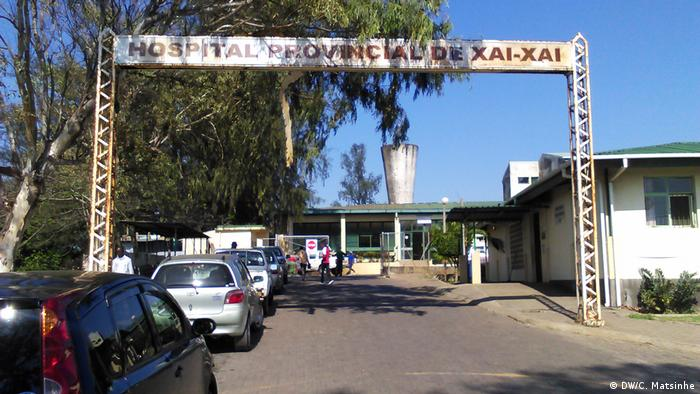 Mosambik Krankenhaus