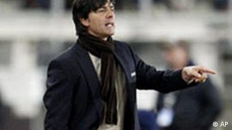 German coach Joachim Loew