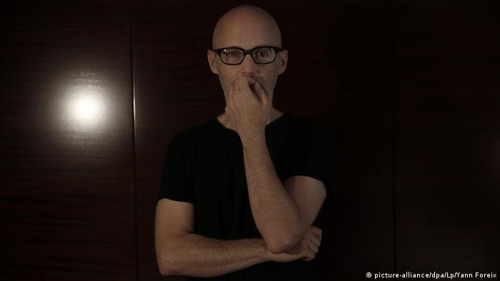 Singer and DJ Moby (picture-alliance/dpa/Lp/Yann Foreix)