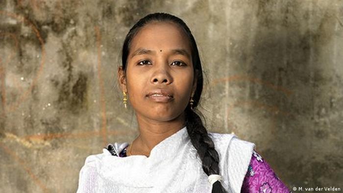 Bildergalerie Femnet | Mim Salma Akter | Bangladesch (M. van der Velden)