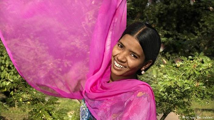 Bildergalerie Femnet | Shahnaz Akter | Bangladesch (M. van der Velden)
