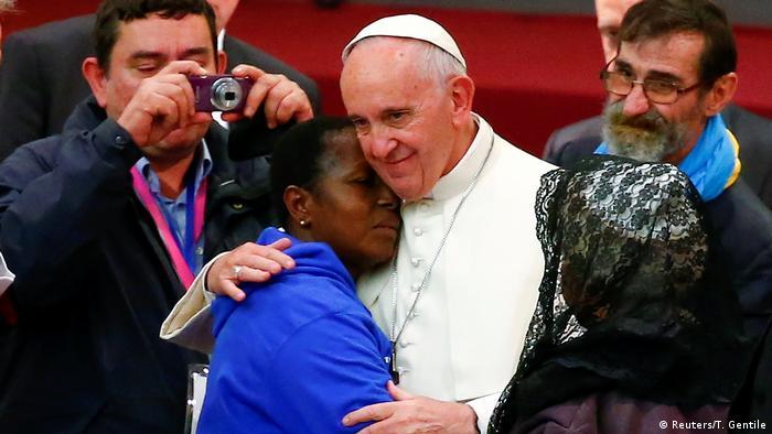 """البابا فرنسيس عن استقبال اللاجئين: """"واجب الضيافة مقدس"""""""