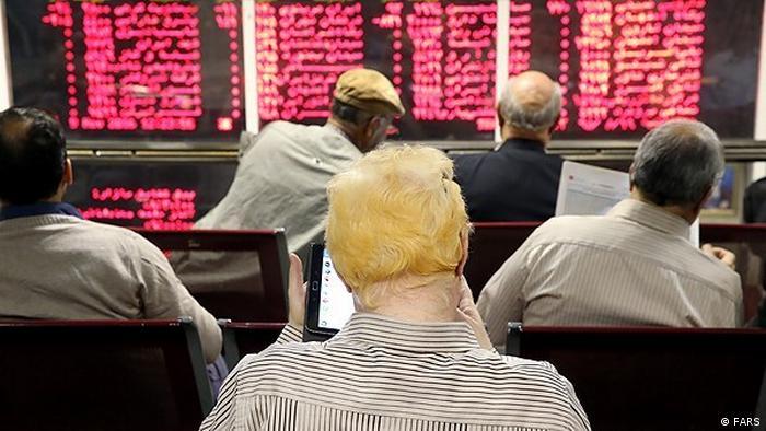 Iran KW45 Börse (FARS)