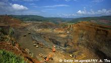 Myanmar Jade-Mine in Hpakant