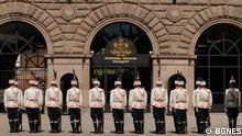 Bulgarien Präsidialamt in Sofia