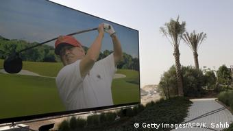 Dubai | Trump Golf Resort (Getty Images/AFP/K. Sahib)