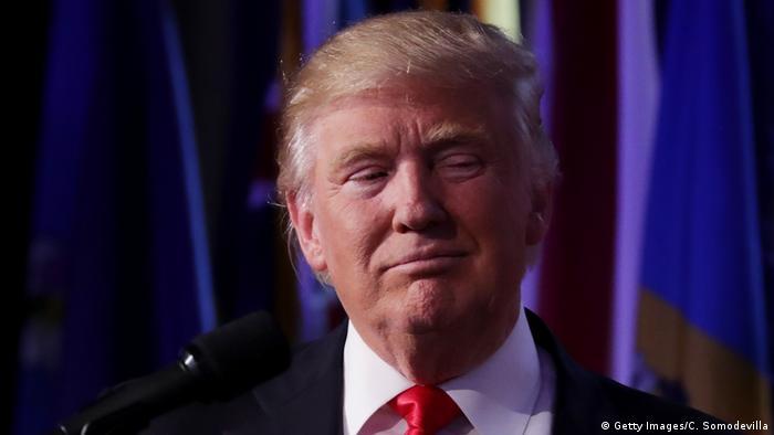 USA | Donald Trump (Getty Images/C. Somodevilla)