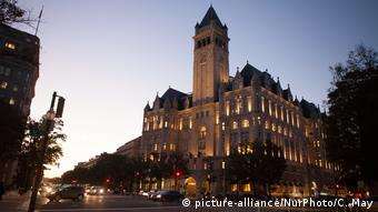Trump International Hotel, Вашингтон