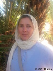 Marokko | Sabine Minninger Klimaexpertin Brot für die Welt (DW/J. Thurau)