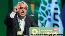 Deutschland Bundesparteitag der Grünen Mithat Sancar HDP