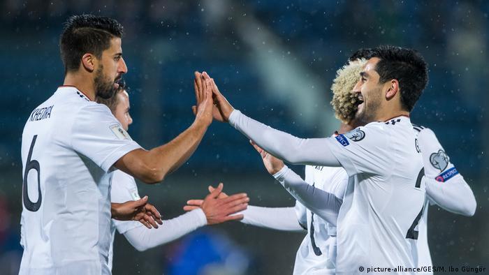 Fußball | WM-Qualifikation | San Marino vs Deutschland