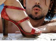 High and hot is still trend for heel fetischists!